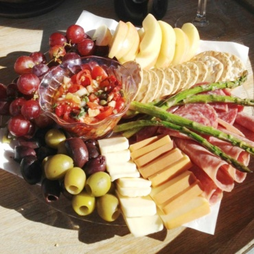 Antipasto Platter (for 2 persons)