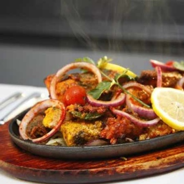 Mixed Grill Sizzler